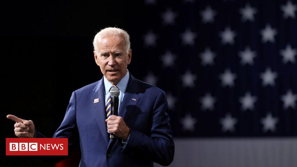 Joe Biden niega a la asistente de asalto sexual Tara Reade