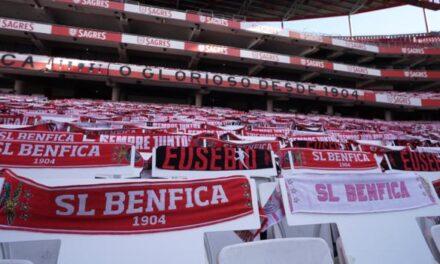 Benfica: dos jugadores heridos en ataque en el autobús del equipo