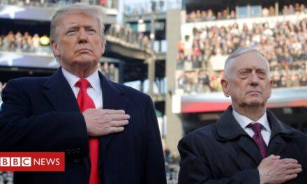 James Mattis: el ex secretario de defensa de Trump denuncia al presidente