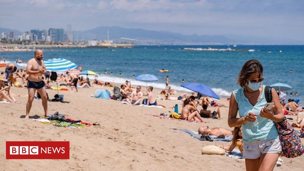Coronavirus: el Reino Unido defiende la cuarentena como España lo llama «injusto»