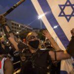 Coronavirus: miles de manifestantes protestan en Israel contra la gestión de la economía
