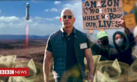 Jeff Bezos de Amazon: la persona más rica del mundo