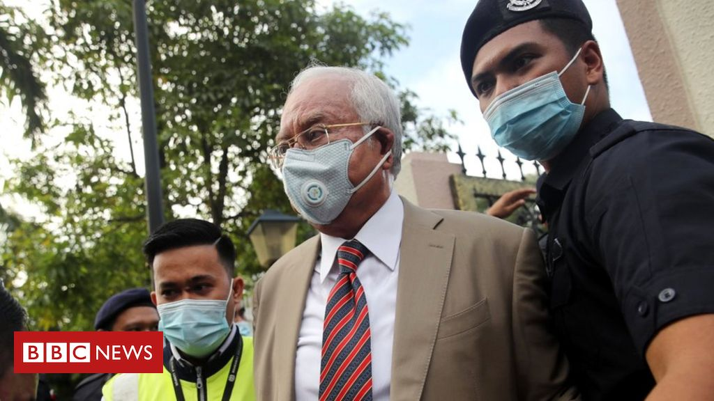 Najib Razak: ex primer ministro de Malasia culpable en juicio por corrupción de 1MDB
