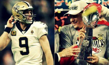 Patrick Mahomes y Drew Brees entre los jugadores que piden acción del coronavirus de la NFL